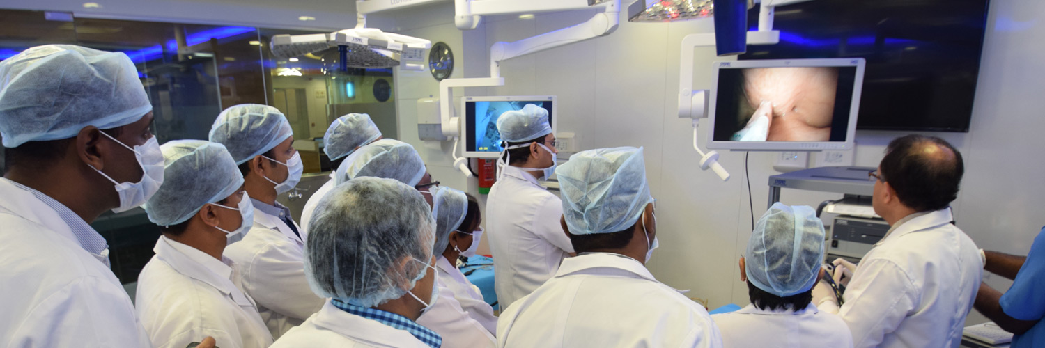 Certificate Course in Diagnostic and Interventional Lower GI Endoscopy